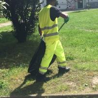 Nettoyage urbain